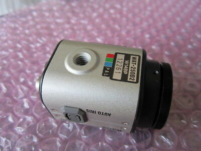1PCS USED WATEC WAT-250D2 Color Low Light Industrial Camera
