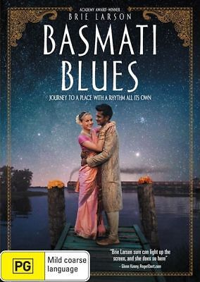Basmati Blues Dvd, New & Sealed, 2018 Release, Region 4, Free Post