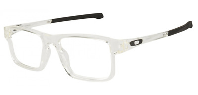 622d131c6b AUTHENTIC OAKLEY CHAMFER II OX8040 - 02 Eyeglasses Frost  NEW  54mm ...