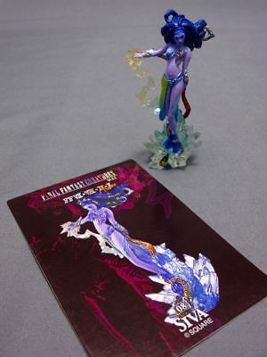 Final Fantasy Creatures Figure SIVA Full Color Card Japan Game Anime Toy 1299