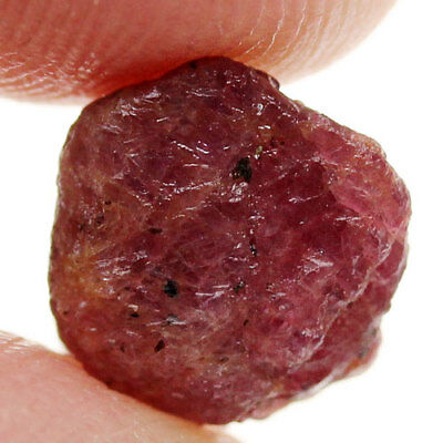 4.45 Ct. Pink Sapphire Rough Natural Gemstone Unheated From Africa Free Ship!!!