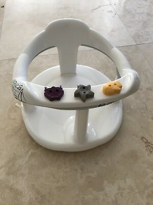Roger Armstrong Baby Bath Seat + Toy Holder