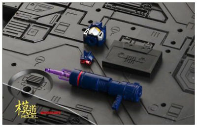 Transformers Toys Model002 Head Upgrade Kit for MP13 Masterpiece Sound Wave New