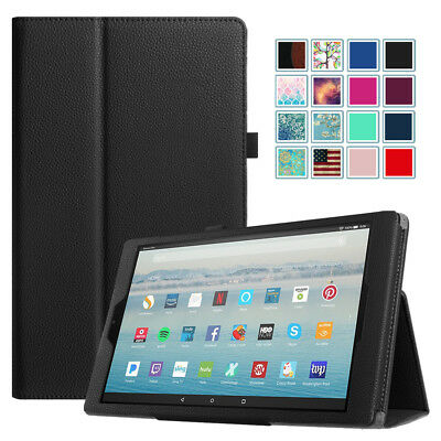 For 2017 Amazon Fire 7 HD 8 HD 10 Tablet Magnetic Smart Case Cover Stand All-new