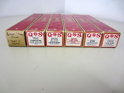 Vintage QRS Piano Nickelodeon Rolls ELVIS Waltz Besame Mucho and MORE Lot of SIX