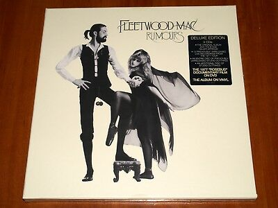 FLEETWOOD MAC RUMORS 35th ANNI EDITION BOX LP VINYL CD DVD FILM LIVE B-SIDES New