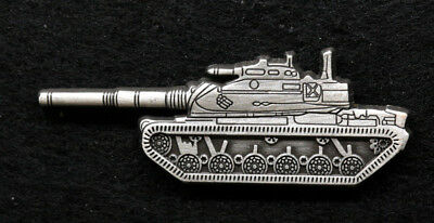 M60A1 Patton Battle Tank Hat Lapel Pin Up Us Marines Vet Armor Iraq Vietnam Wow