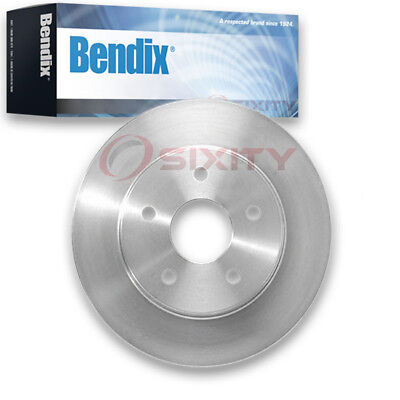 Bendix PRT5381 Brake Rotor - Left Right Disc PGD5381 MX5381 dq