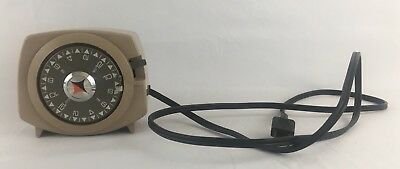 vintage 1960s intermatic time all appliance lamp timer a221 7 - Lamp Timer
