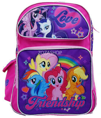 My Little Pony Backpack School Bag Rucksack Officially Licensed 38cm A4