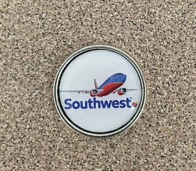 SOUTHWEST 747 777 737 787  airlines Logo Pin Badge .Check My Store List.✈️✈️✈️