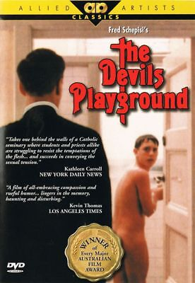 THE DEVIL'S PLAYGROUND (1976) Arthur Dignam, Nick Tate, Simon Burke - DVD - New