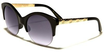 New VG Round Oval Unisex Sunglasses Women's Ladies Designer Festival VG29093GC
