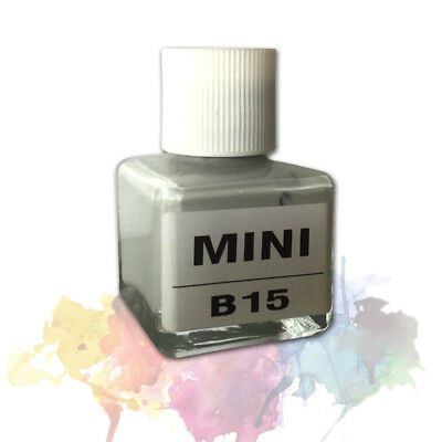 For MINI COOPER Touch Up Paint Color Code B15 Light White