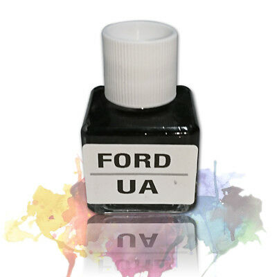 Pick Your Color FORD Touch Up Paint Brush Color Code UA Black