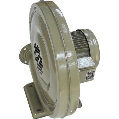 110V 60HZ 750W Dust/Smoke Centrifugal Exhaust Blower Fan