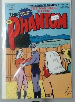 Comic Book Magazine -- The Phantom - Number 1148
