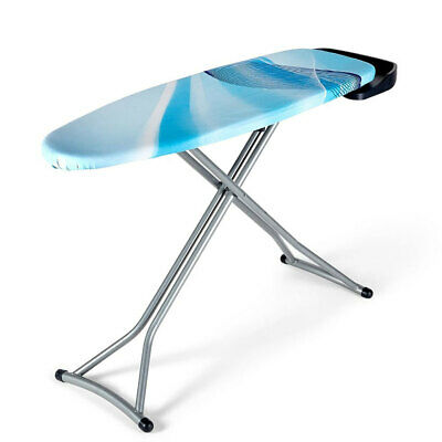 Westinghouse 47in Foldable/Portable Ironing Board w Cover/Iron Rest for Clothes