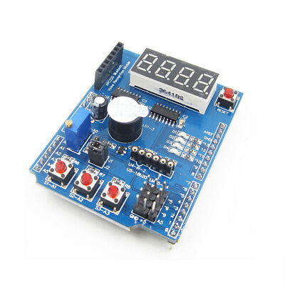 Multi-functional Expansion Board Shield Base Learning DIY Kit for Arduino