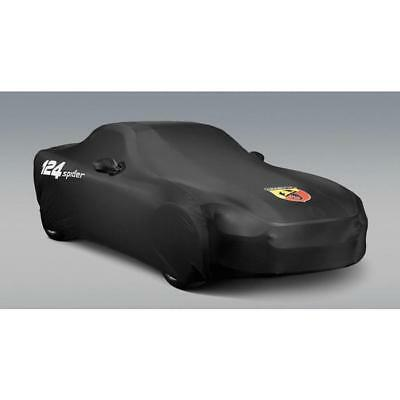 Fiat Abarth 124 Spider Indoor Car Cover New and Genuine K82215015