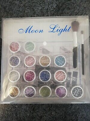 Kinder Tattoo Set/ Glitzer Tattoo Set / Glitter Tattoo Set/ Moonlight Tattoo Set