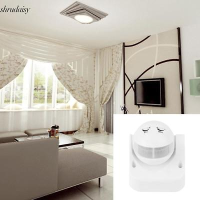 180 Degree Security PIR Infrared Motion Sensor Detector Switch S5DY