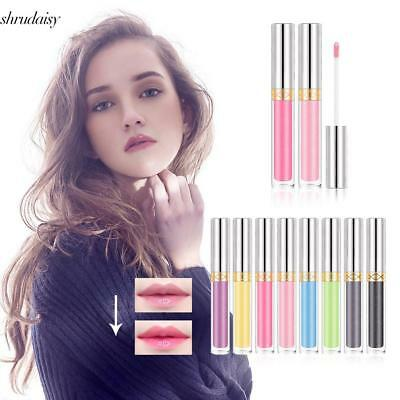 8 Colors Makeup Moisturizing Color Changing Waterproof Long-lasting Lip S5DY