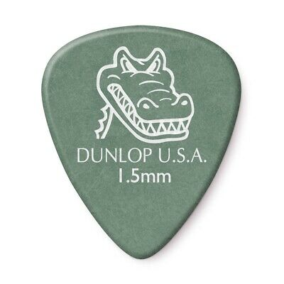 JIM DUNLOP 417 GATOR GRIP 1.5mm x36 Plectrums Guitar Pick