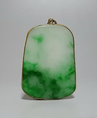 Antique Chinese Jade Charm Pendent