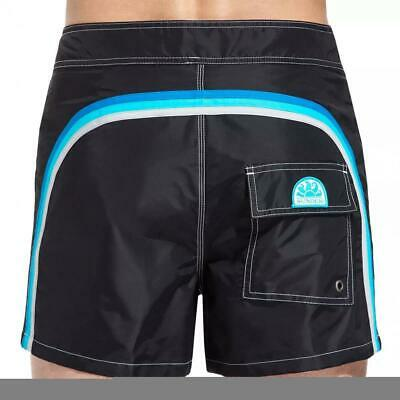 Costume Uomo Sundek Nero Boardshort Black M502B Low Rise
