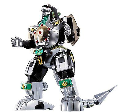 Soul of Chogokin Zyuranger GX-78 Dragon Caesar Power Rangers Action Figure EMS