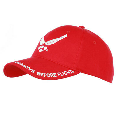 Us Army Remove before Airforce USAAF Wings Baseball Cap Airforce Pilots Insignia