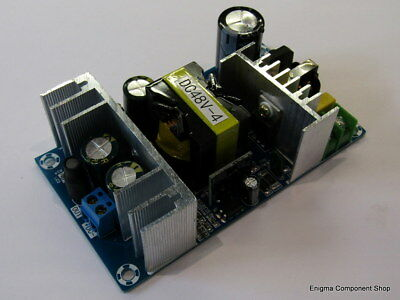 Single Output 48V / 200W Switched Mode Power Supply Module. Trusted UK Seller.