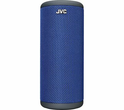 JVC SP-AD85-A Portable Bluetooth Speaker - Blue - Currys