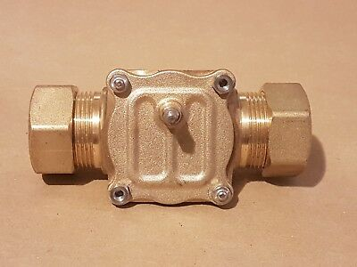Honeywell 2 port valve 28mm body only