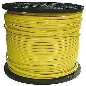 Romex Nm-B Non-Metallic Sheathed Cable With Ground, 12/2, 1000 Ft. Per Roll