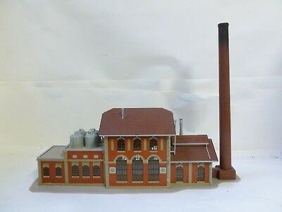 HO 00 OO gauge large brewery mill factory building Vollmer