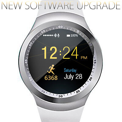 Orologio Smartwatch Android Ios Y1 Bluetooth Con Sim E Slot Micro Sd Smart Watch