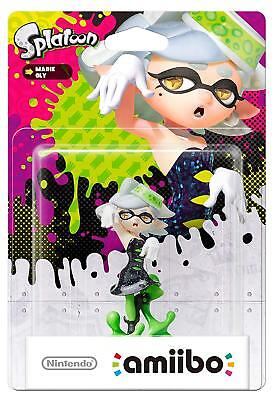 amiibo Splatoon Collection Limone (Mary Oly) Figur NEUWARE