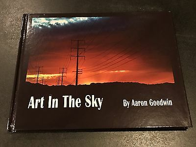 Picture Book By Aaron Goodwin Autographed Sunset U0026 Sky Photos Ghost  Adventures