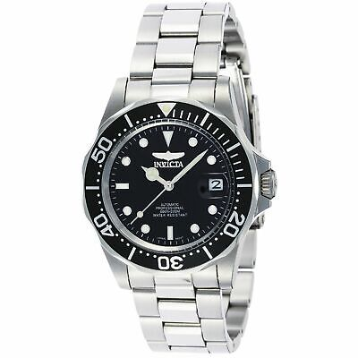 Invicta Pro Diver 8926 Men's Black Dial Stainless Steel Automatic Watch 40mm