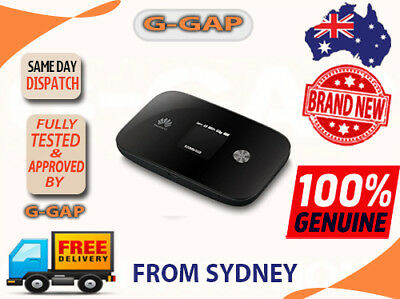 Huawei E5786s-62a LTE 300Mbps 4G-Lte WiFi hotspot Moderm  Locked_to_TELSTRA