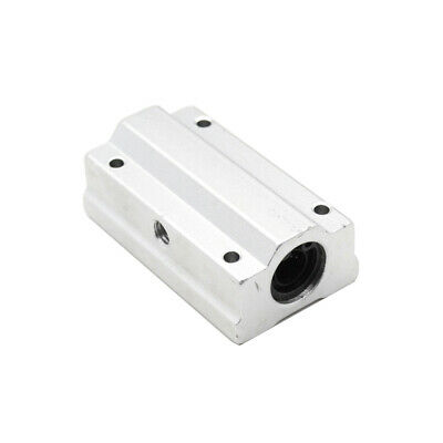 SC10LUU SCS10LUU Closed Linear Motion Bearing with Rubber Seals 10mm bore