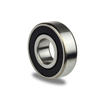 6201RS 6201-2RS Rubber Shielded Deep Groove Ball Bearing 12x32x10mm