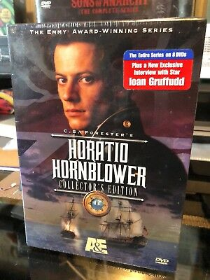 Horatio Hornblower: Collector's Edition (DVD) Ioan Gruffudd, David Warner, NEW!