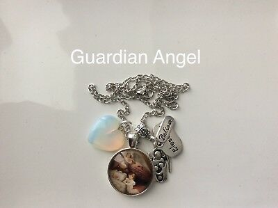 Code 407 Angel Infused Guardian Necklace Doreen Virtue Certified Practitioner