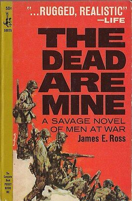 The Dead Are Mine by James Ross (Novel)