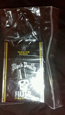 Black Death CIGARETTES Hardpack very Rare