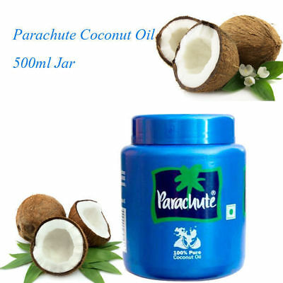 100% Pure Parachute Coconut Oil For Hair Skin Care Oil - From India