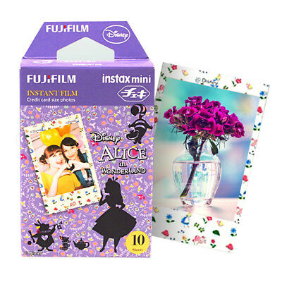 Alice Fujifilm Instax Mini Instant Film 10 Sheets For Mini 9 8 7s 70 90 25 SP-2